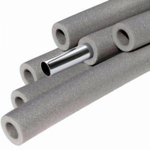 Трубная изоляция из вспенного политилена ППЭ 114/13 мм
