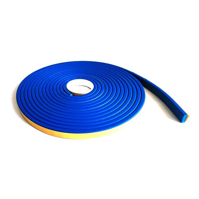 Бентонитовый-шнур-синий